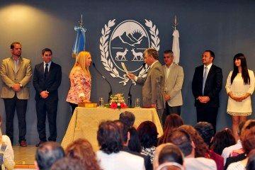 San Luis tiene nueva ministra de turismo y cultura