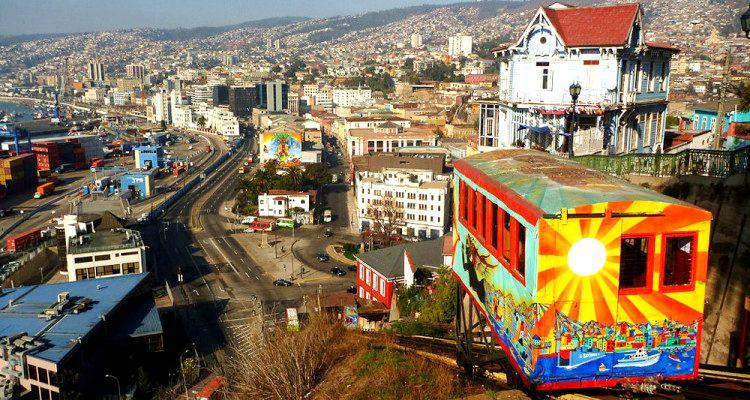 Escapada a Valparaíso