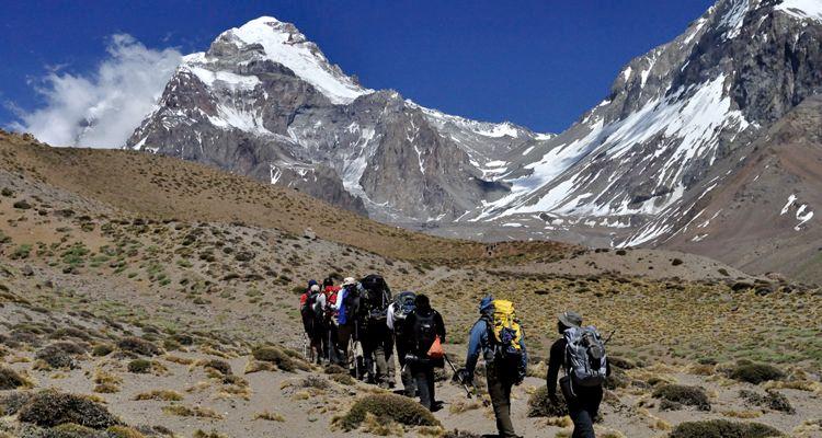 3 Trekking al Aconcagua