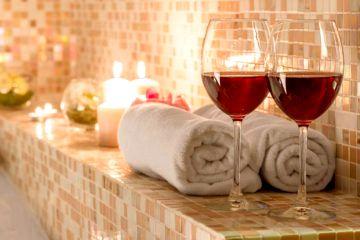 4 Vinoterapia - la ruta del vino