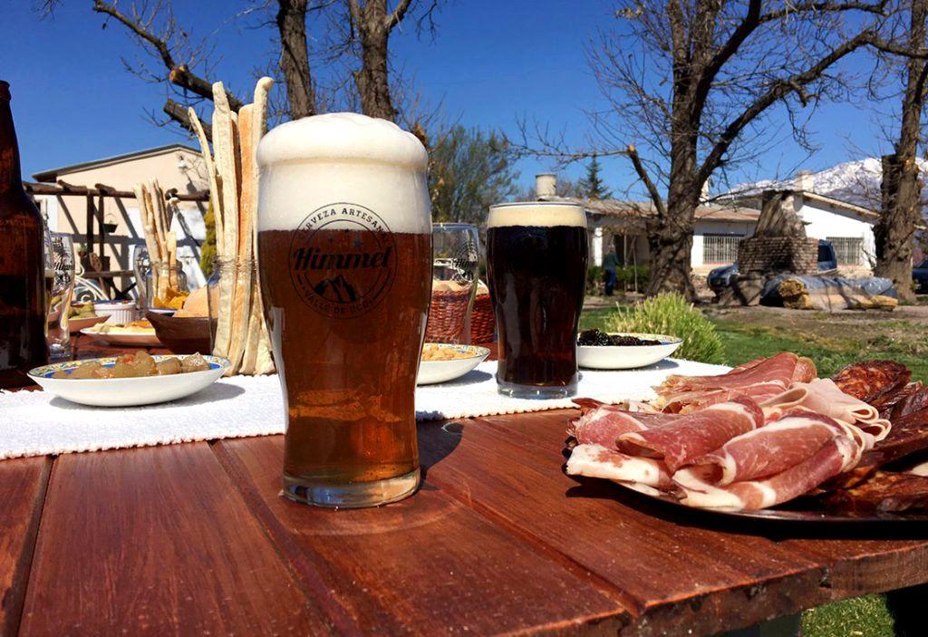 Cerveza en el Valle de Uco