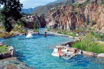 Vinos y Spa: Centro Termal Cacheuta