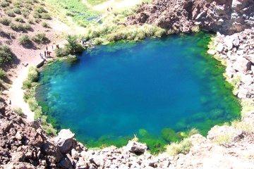 Laguna de la Nina Encantanda