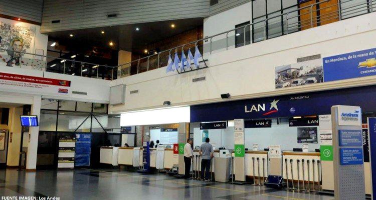 Cae la venta de viajes al exterior