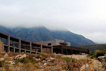 Complejo turístico en Sierras de Encalada