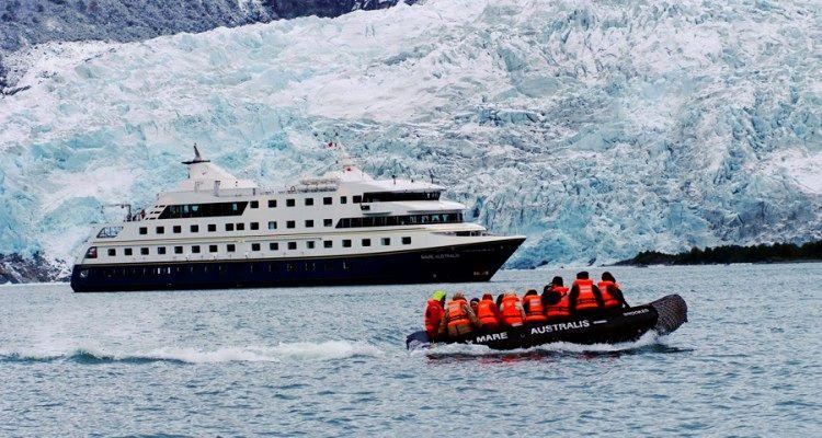 Crucero hasta Cabo de Hornos