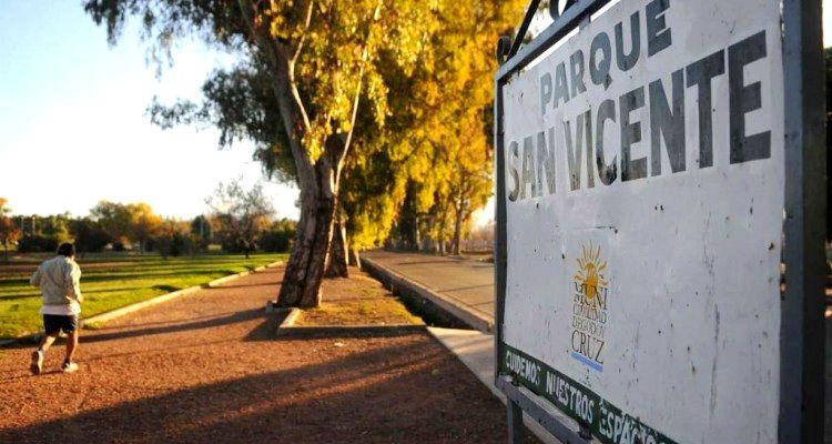 Parque San Vicente Godoy Cruz