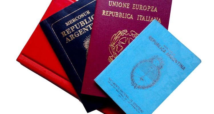 Documento para viajar