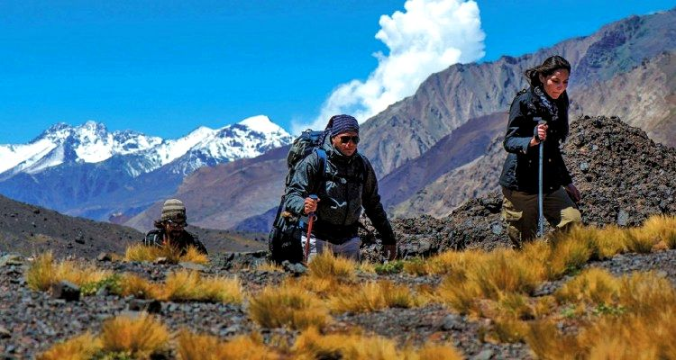 Mendoza aventura