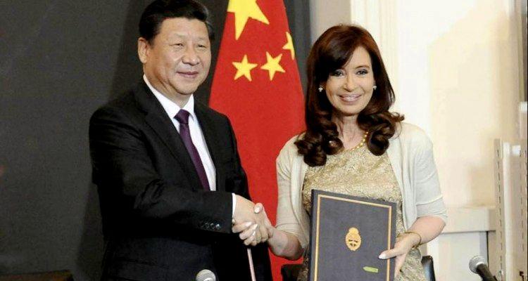 Acuerdo con China