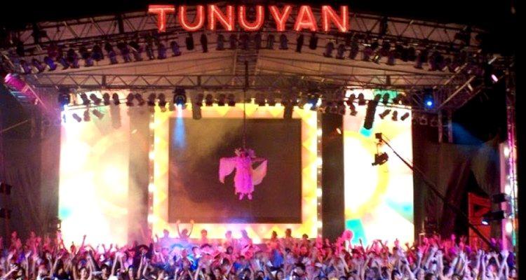 Festival de la Tonada en Tunuyán