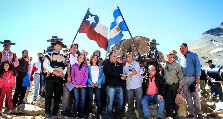 Las Damas, el nuevo paso a Chile