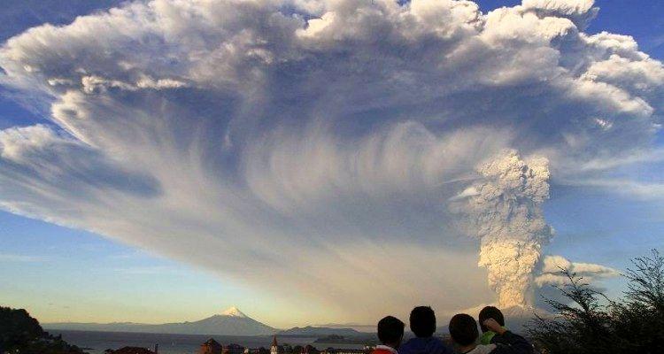 Suspenden vuelos en Bariloche por las cenizas