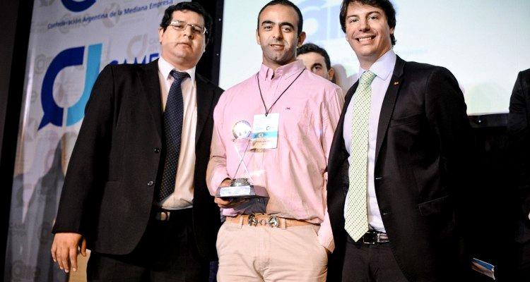 Julio Fourcade premiado por la CAME