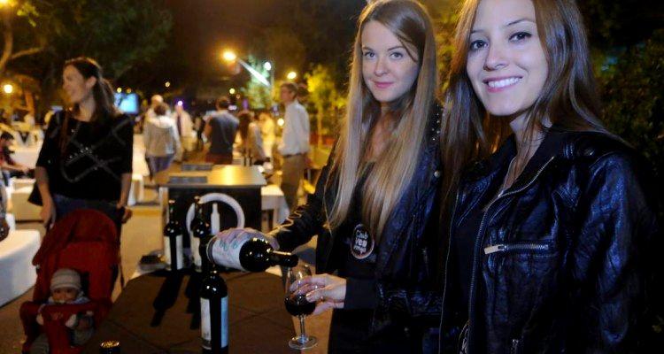 Peatonal del Vino