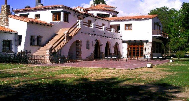 Hotel de Potrerillos