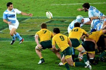Rugby Championship 2015 en Mendoza