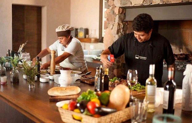 Clases de cocina Valle de UCO