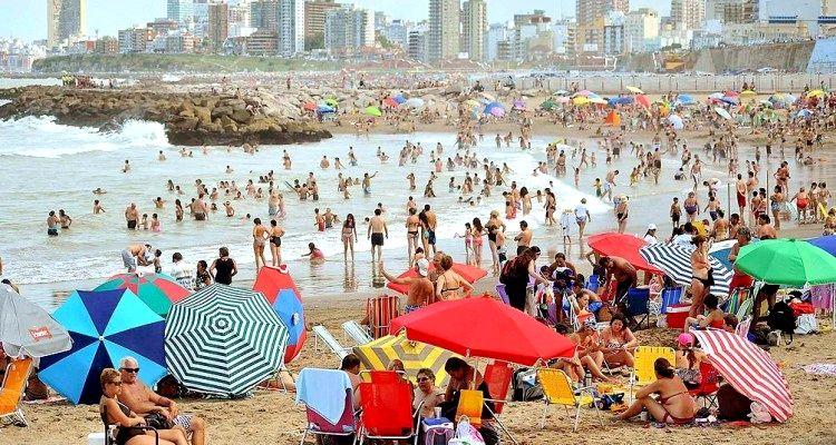 Argentinos en Mar del Plata