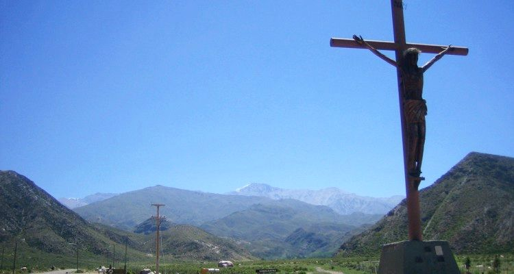 Turismo religioso en valle de uco