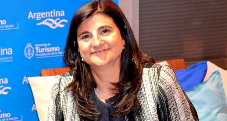 Lic. Gabriela Testa, titular del Ente Autárquico de Turismo