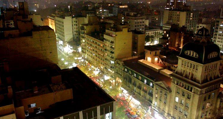 Ciudad de Mendoza - Ejemplo comercial