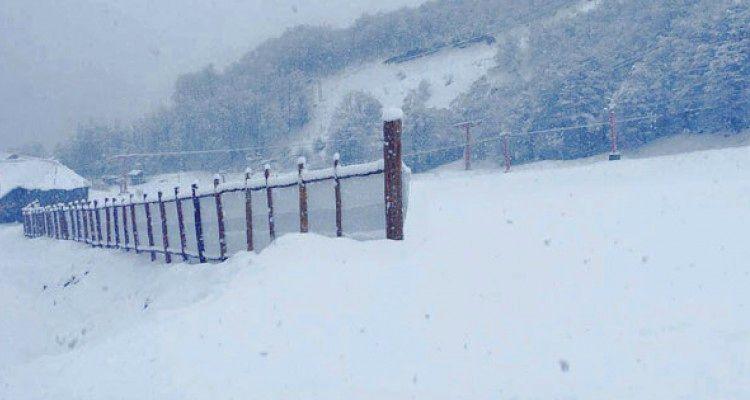 Fuertes nevadas auguran una nueva temporada