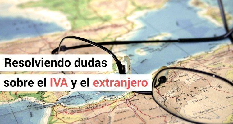 IVA a extranjeros