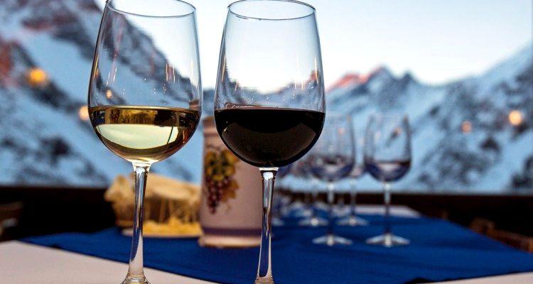 Vinos y Nieve
