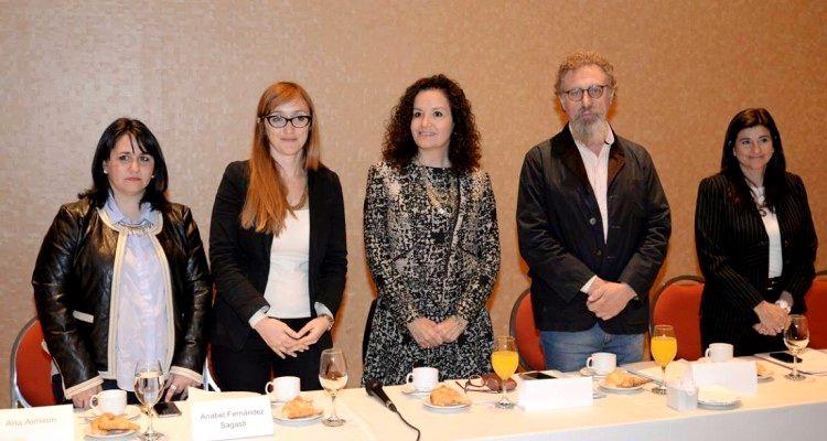 Legisladores nacionales en Mendoza reunidos con instituciones