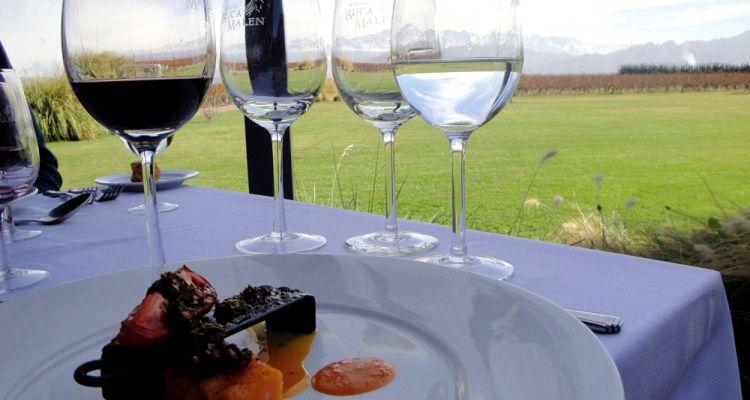 Mendoza, alta cocina internacional