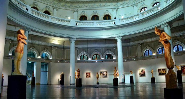 El Espacio Contemporáneo de Arte - Cultura