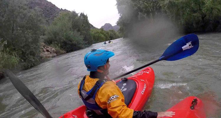 Pentatuel - Kayak en San Rafael