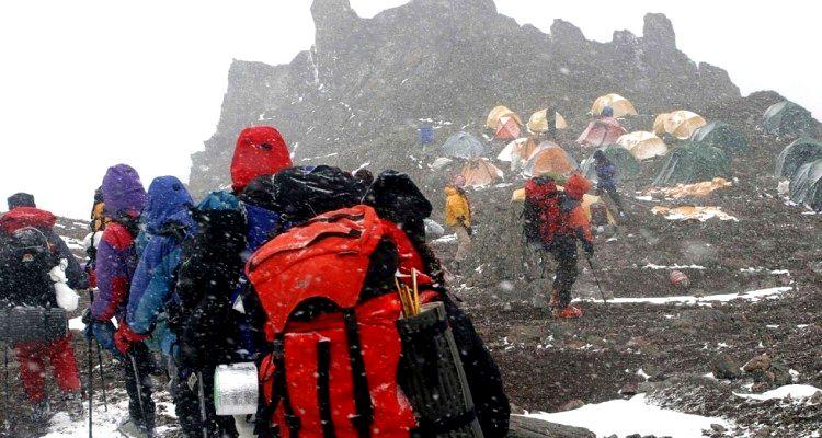 Rescates en el Aconcagua