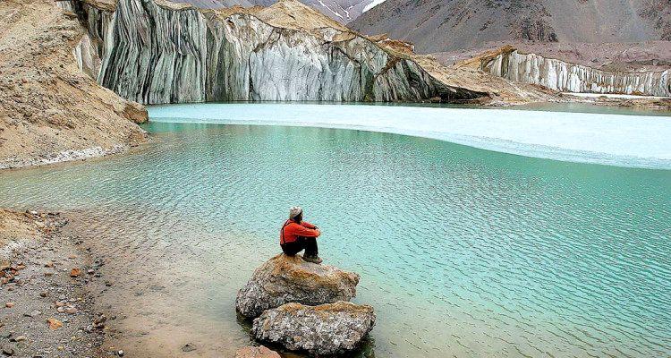Glaciares en el Valle de Uco