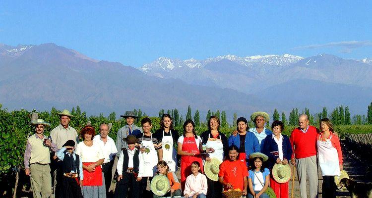 Agroturismo en el Valle de Uco