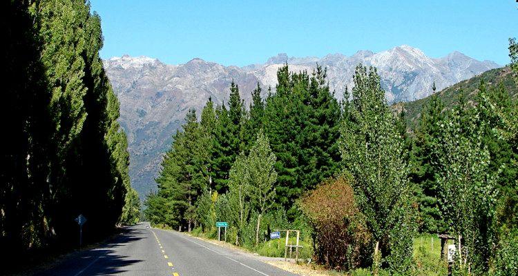 A Chile por el Paso Pehuenche
