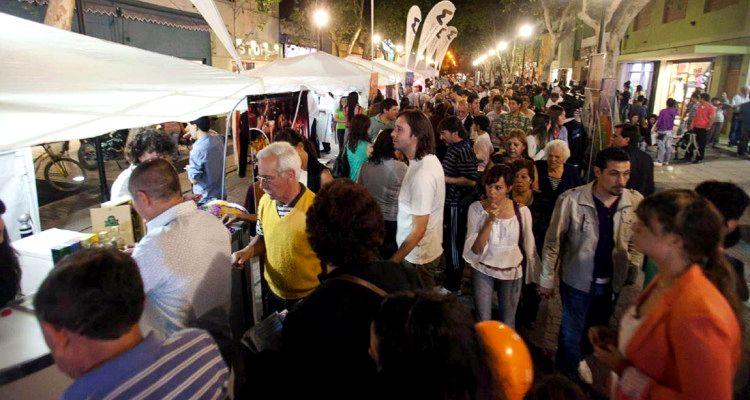 Fiesta del Turismo y el vino