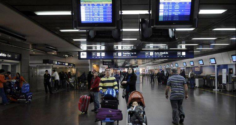 Aeropuerto de Ezeiza-Receptivo