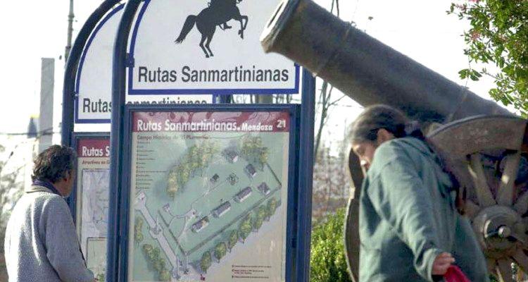 Viaje por Rutas Sanmartinianas