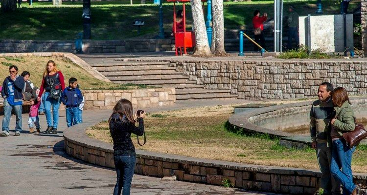 Gasto de turistas en Mendoza