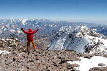 2 Cumbre en Aconcagua
