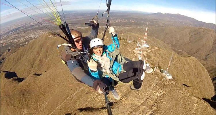 1 Mendoza desde el aire - Aventura