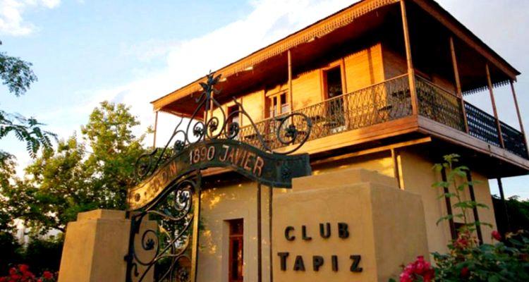5.Club Tapiz