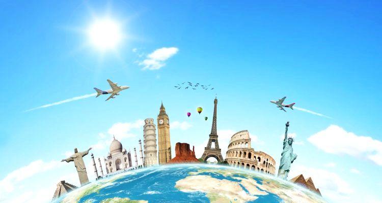 web para viajes