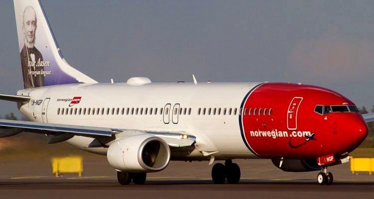 low cost norwegian