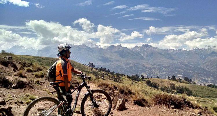 2 Mountain bike en cordillera - Aventuras mendocinas
