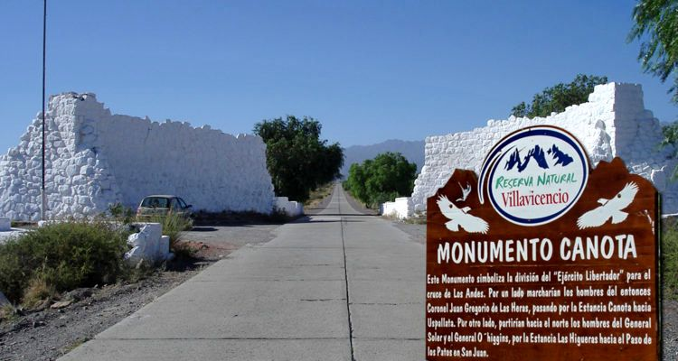 5 Monumento a Canota