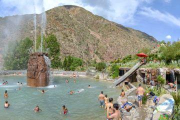 5.Parque Termal Cacheuta en Mendoza
