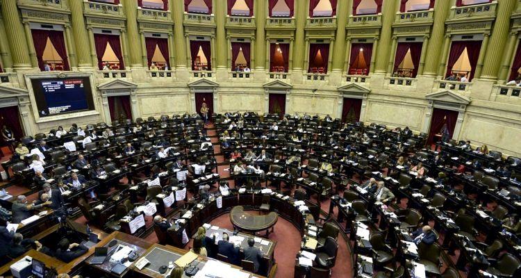 Congreso argentino - Ley de feriados